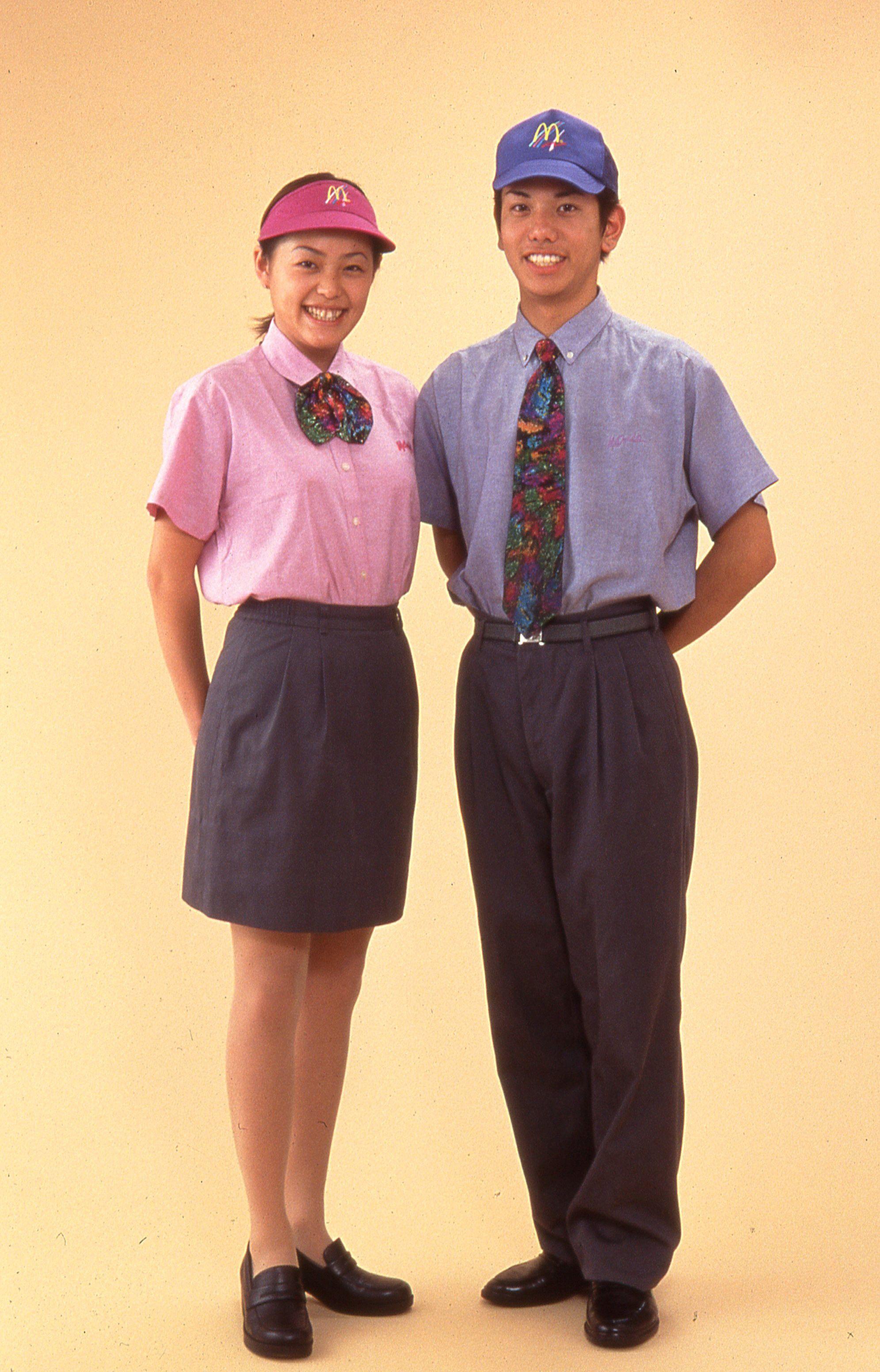 6代目ユニフォーム(1996~2004)