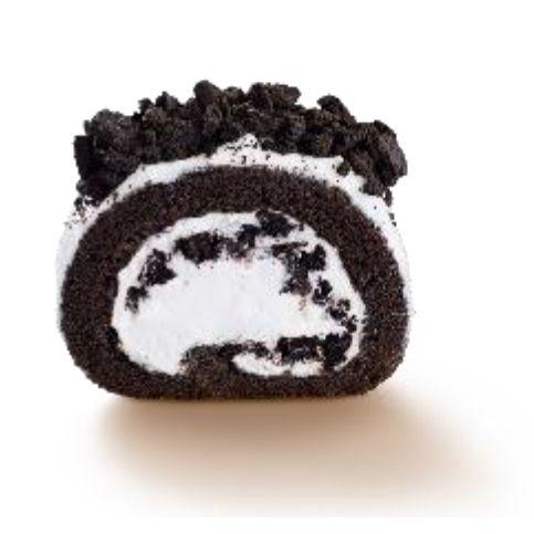 オレオ クッキー ロールケーキ