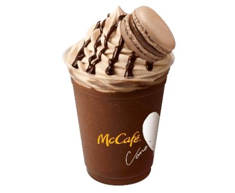 【ゴディバ® チョコレートエスプレッソフラッペ&マカロン】