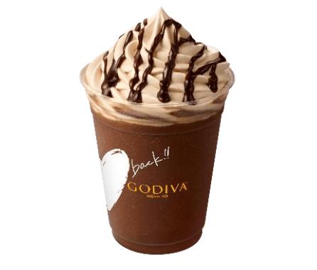 【ゴディバ® チョコレートエスプレッソフラッペ】
