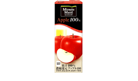 Minute Maid Apple100