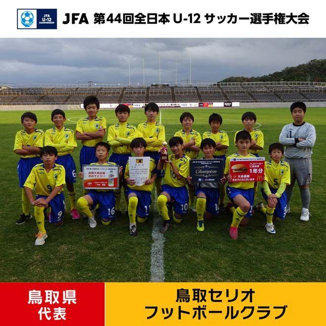 鳥取県 鳥取セリオフットボールクラブ