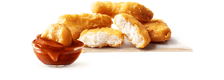 Chicken McNuggets 5Pcs