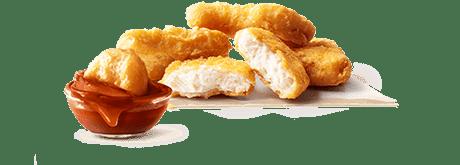 チキンマックナゲット 5ピース