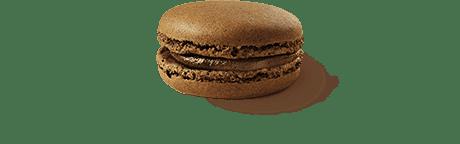 マカロン チョコレート