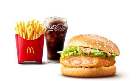 えびフィレオ セット | メニュー情報 | McDonald's Japan