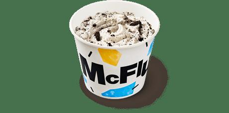 マックフルーリー® オレオ®クッキー