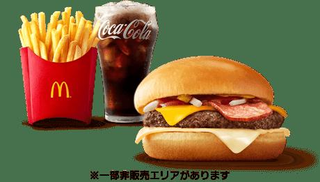 セット | McDonald's Japan