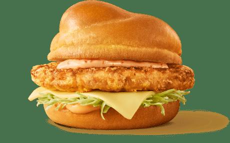 マクドナルド の メニュー
