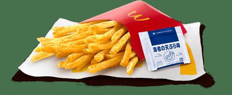 シャカシャカポテト® 海老の天ぷら味