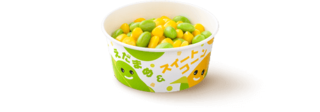 Edamame & Corn
