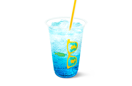 McFizz® Blue Hawaii